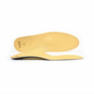 Orthopedische inlegzooltjes voor de gehele voet