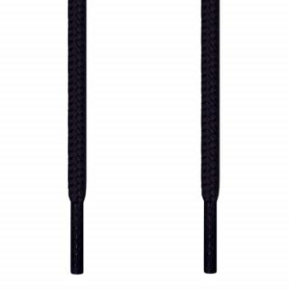 Schoenveters - 4mm Zwart