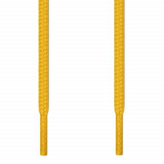 Ronde gele schoenveters