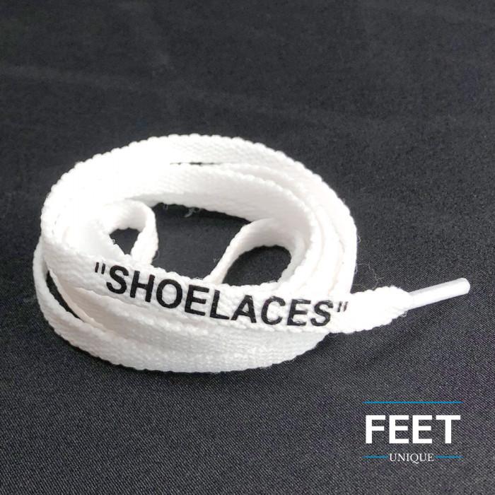 Witte OFF-WHITE Schoenveters